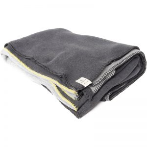 EarthHero - Gray Divide Throw Blanket - 1