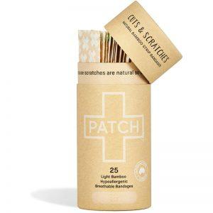 EarthHero - Natural Bamboo Bandages 25ct - 1