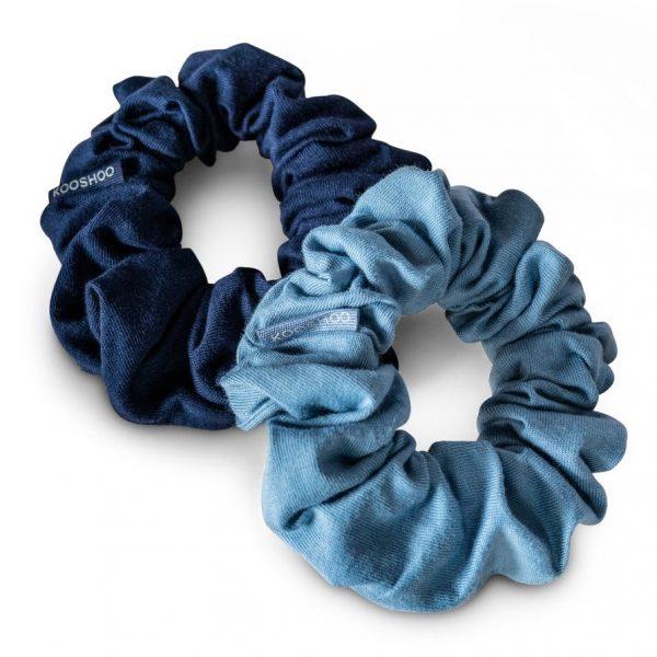 EarthHero - Evening Sky Organic Hair Scrunchies 1