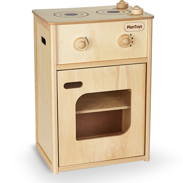 EarthHero - Pretend Play Kitchen Stove - 1