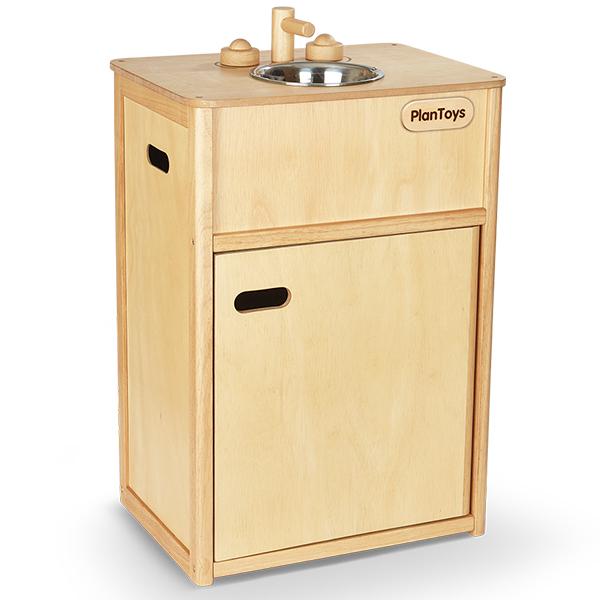 EarthHero - Pretend Play Kitchen Sink - 1