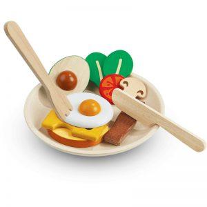 EarthHero - Pretend Play Breakfast Meal - 1