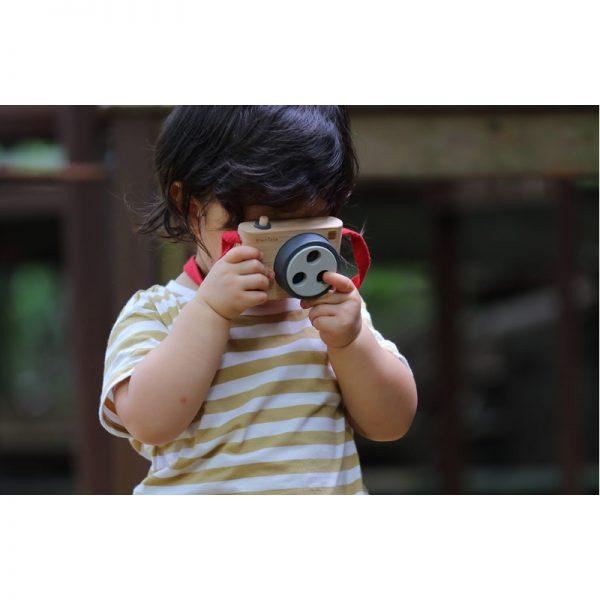 EarthHero - Colored Snap Toy Camera - 2