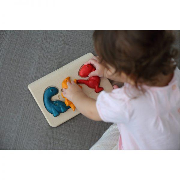 EarthHero - Dinosaur Kids Puzzle - 3