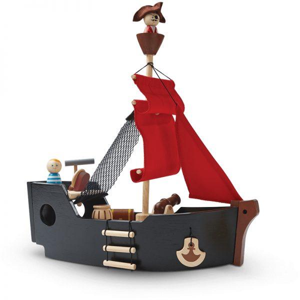 EarthHero - Pretend Play Pirate Ship Set - 1