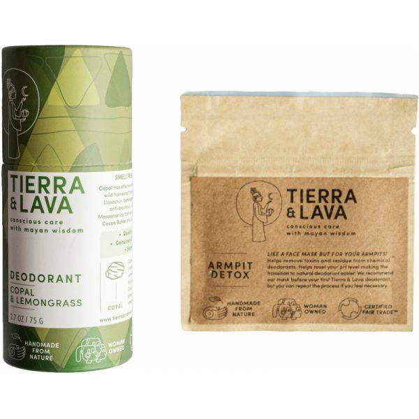 EarthHero -Copal & Lemongrass Natural Deodorant -3