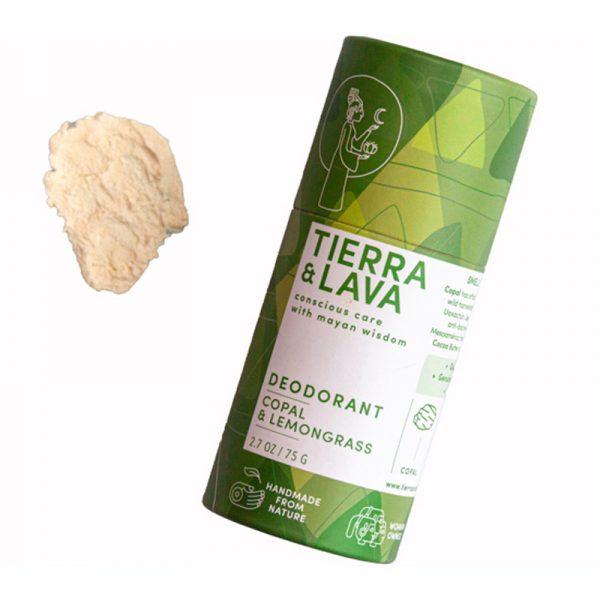 EarthHero -Copal & Lemongrass Natural Deodorant -4