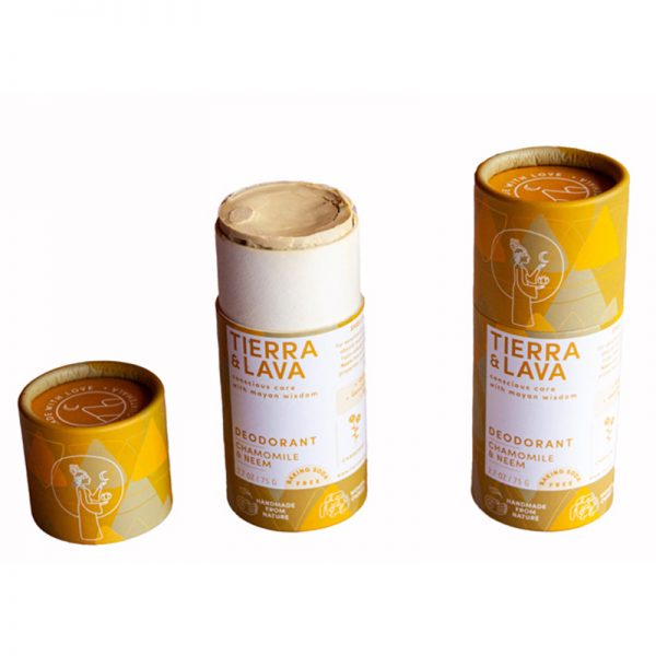EarthHero -Chamomile & Neem Natural Deodorant -4