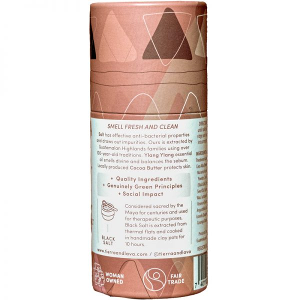 EarthHero -Mayan Black Salt & Ylang Ylang Natural Deodorant -2