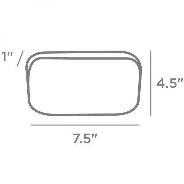 EarthHero - Tropical Collection: Silicone Stasher Sandwich Bag - 5