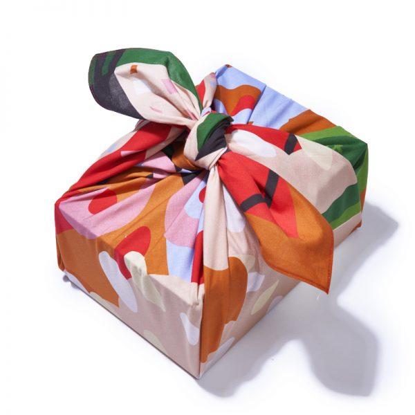 EarthHero - Fete Reusable Fabric Gift Wrap - 1