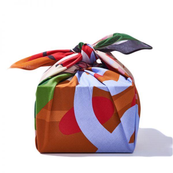 """EarthHero - Fete Reusable Fabric Gift Wrap - 5"