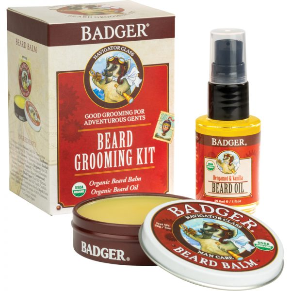 EarthHero - Badger Beard Grooming Kit - 1