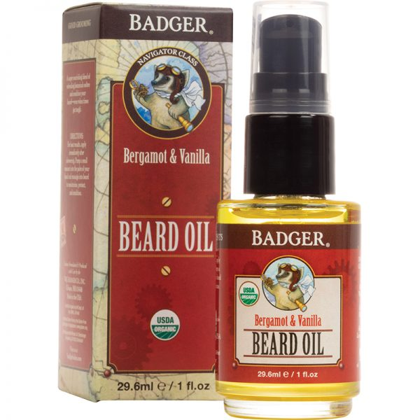 EarthHero - Badger Beard Oil - 1