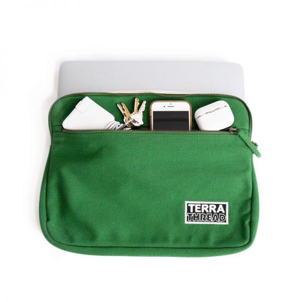 EarthHero - Organic Cotton Laptop Sleeve 13in - 2