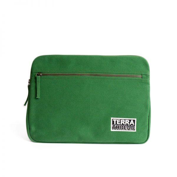 EarthHero - Organic Cotton Laptop Sleeve 13in - 3