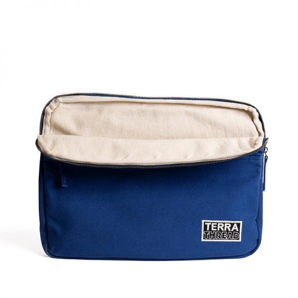 EarthHero - Organic Cotton Laptop Sleeve 15 - 17in - 3
