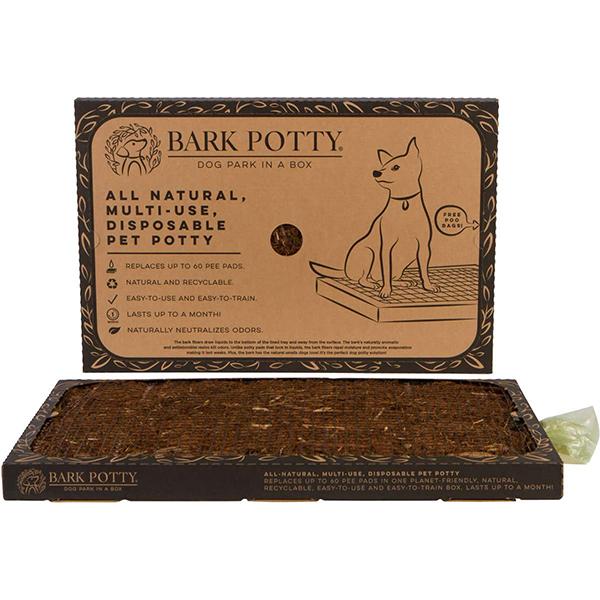 EarthHero - Bark Potty Natural Pet Pad - 1