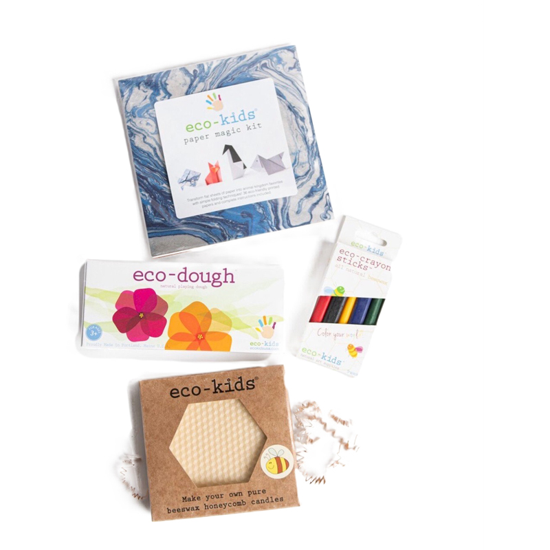 Arts and Crafts Busy Box | eco-kids | 14 Sustainable Valentine's Day Gifts to Show Your Love This Season | Sustainable