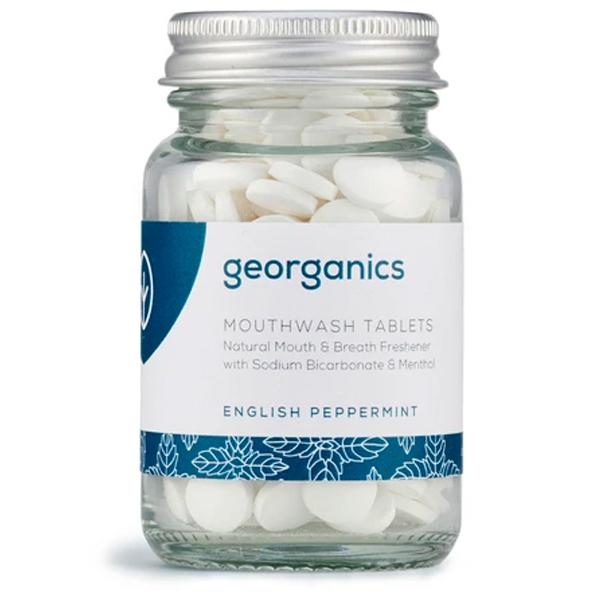 EarthHero - Georganics Mouthwash 180 English Peppermint - 1