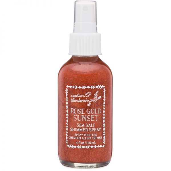 EarthHero - Rose Gold Sea Salt Hairspray - 1