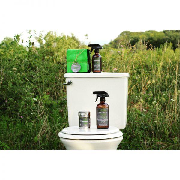 EarthHero - Earthy Ediths Simple Bathroom Cleaner 8oz - 3