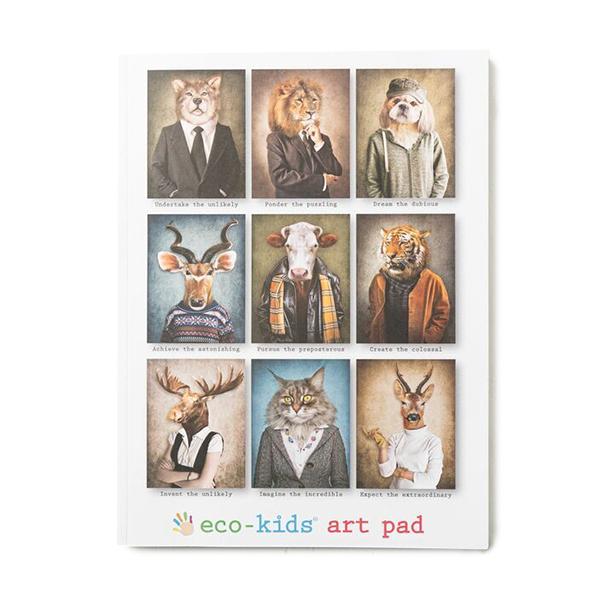 EarthHero - Eco Kids Art Pad - 3