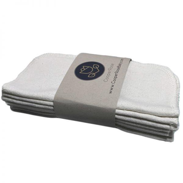 EarthHero - Organic Cotton Cloth Wipes 10pk - 1