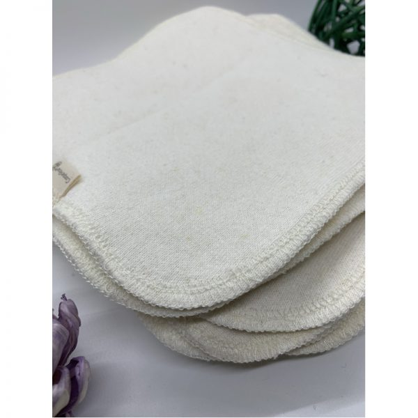 EarthHero - Organic Cotton Cloth Wipes 10pk - 3