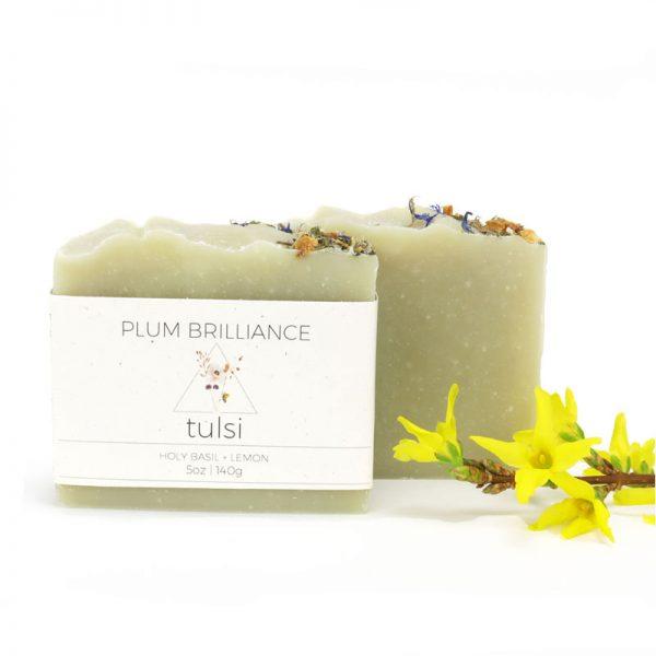 EarthHero - Basil Lemon Natural Soap Bar - 3
