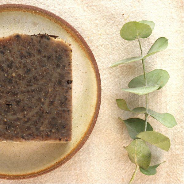 EarthHero - Coffee Scrub Natural Soap Bar - 4