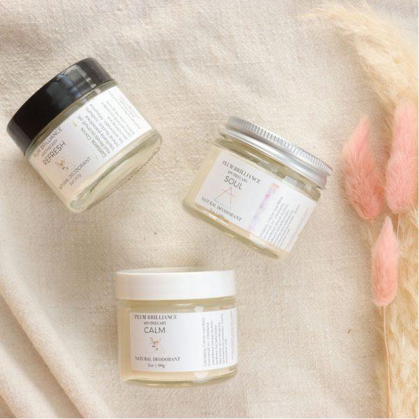 EarthHero - Lavender Natural Deodorant  - 2