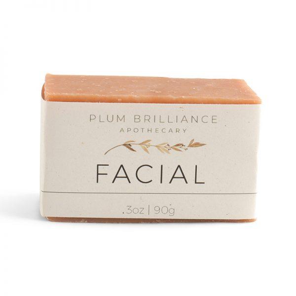 EarthHero - Pink Clay Natural Face Soap Bar - 1