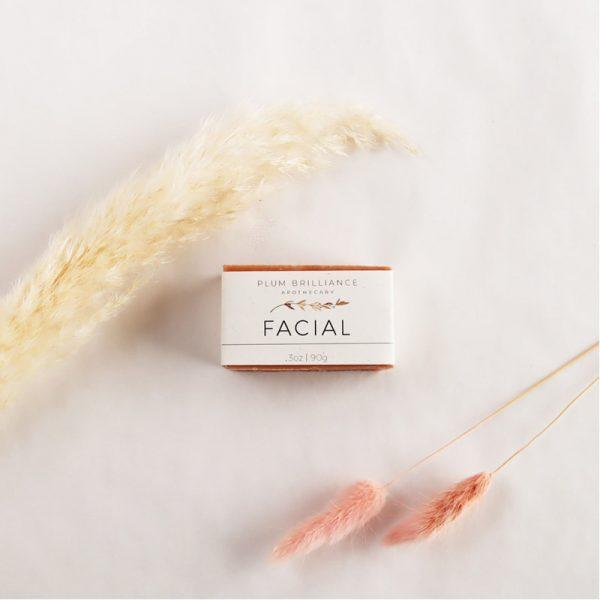 EarthHero - Pink Clay Natural Face Soap Bar - 2