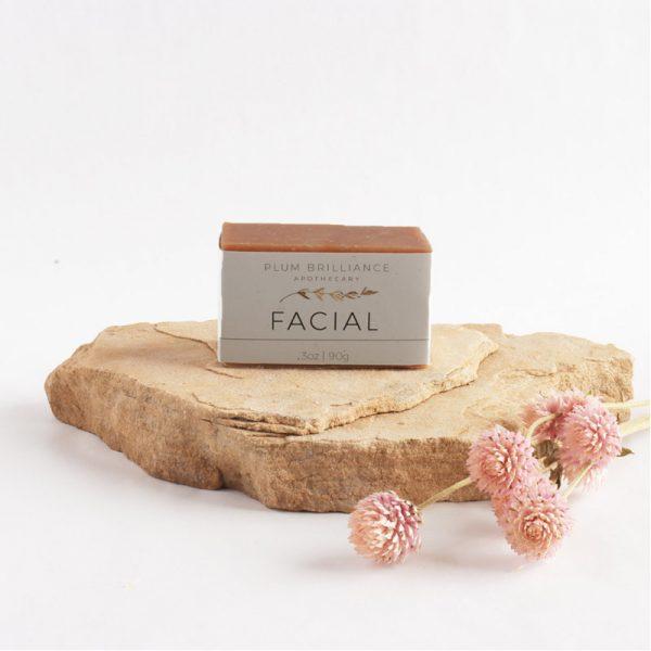 EarthHero - Pink Clay Natural Face Soap Bar - 4