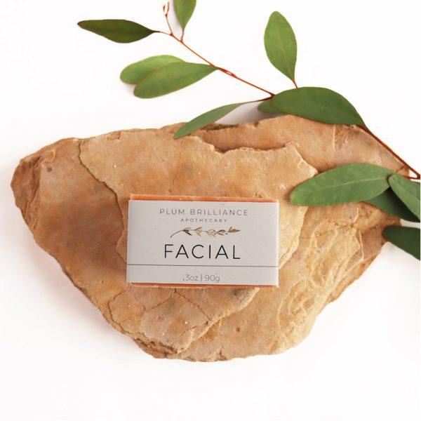 EarthHero - Pink Clay Natural Face Soap Bar - 5
