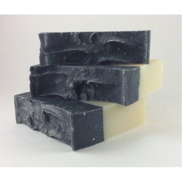 EarthHero - Charcoal Natural Shampoo Bar - 2