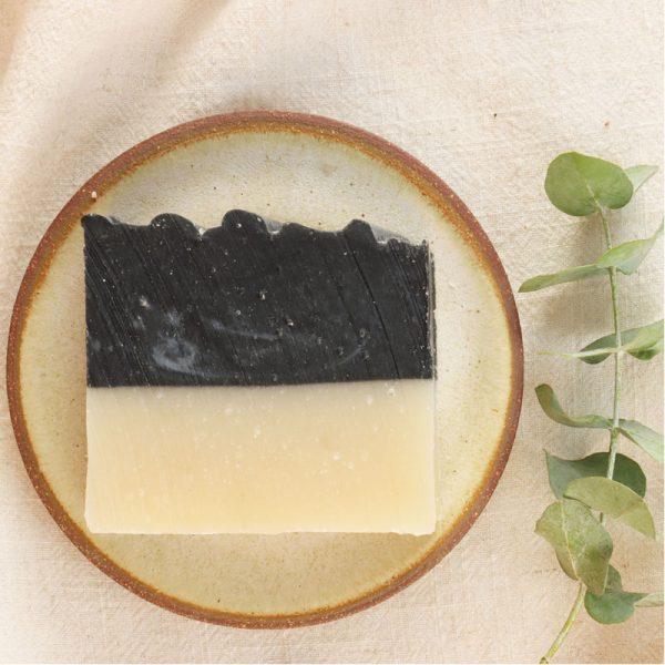 EarthHero - Charcoal Natural Shampoo Bar - 3