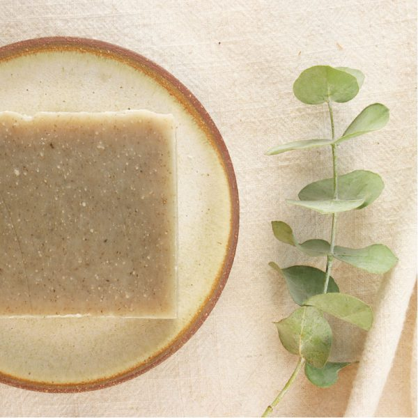 EarthHero - Nettles + Clay Natural Shave Soap - 3