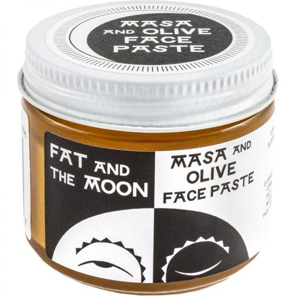 EarthHero - Masa + Olive Face Exfoliating Scrub - 1
