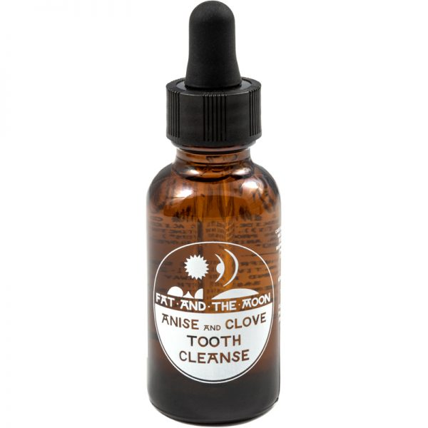 EarthHero - Anise + Clove Cleansing Tooth Oil - 1