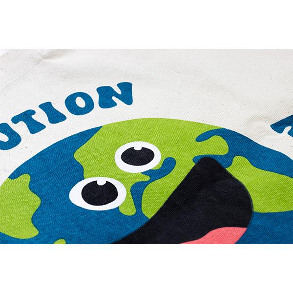 "EarthHero - ""Be the Solution"" Reusable Tote Bag - 2"
