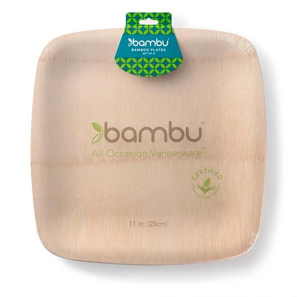 EarthHero - Bambu Square Plate - 1