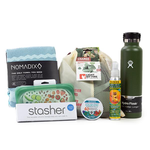 EarthHero -Sustainable Explorer Gift Box Kit - 1