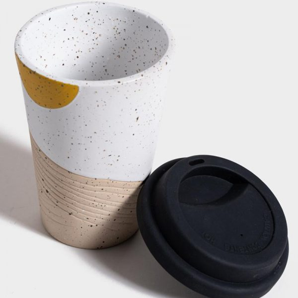 EarthHero - Travel Ceramic Mug 12oz - 3