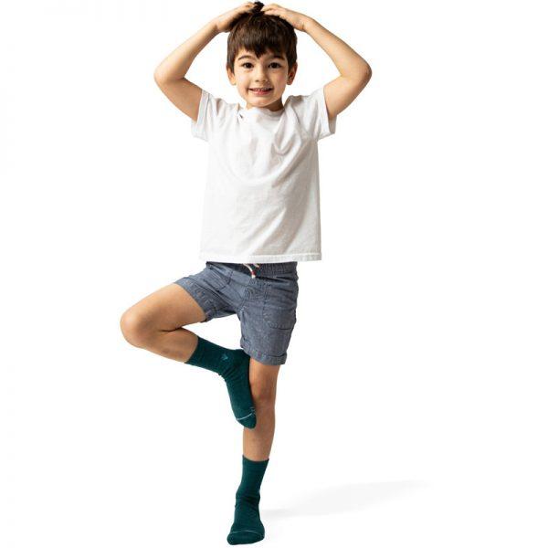 EarthHero - Kids Socks that Protect Elephants Gift Box 3pk - 3