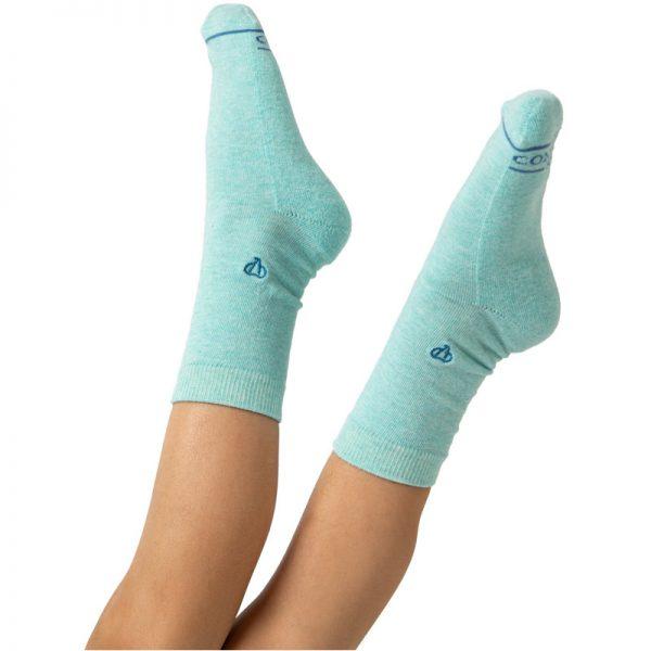 EarthHero - Kids Socks that Protect Elephants Gift Box 3pk - 4