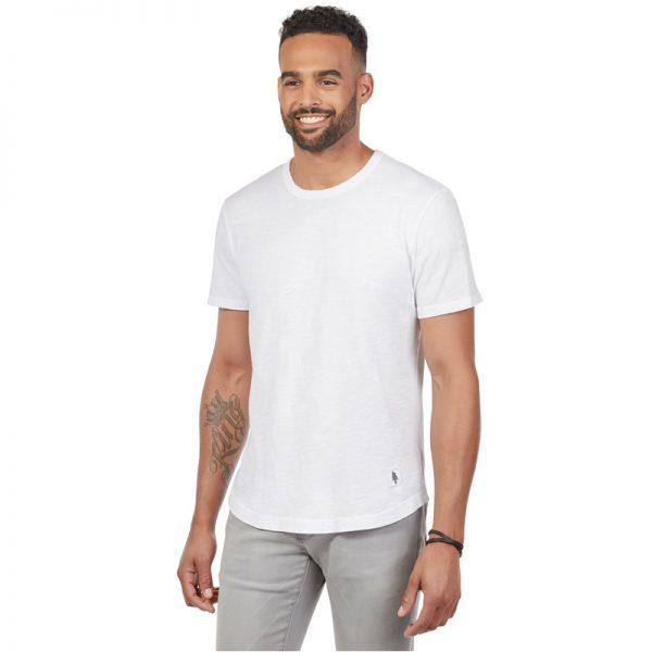 EarthHero - Men's Organic Cotton T-Shirt - Optic White - 1