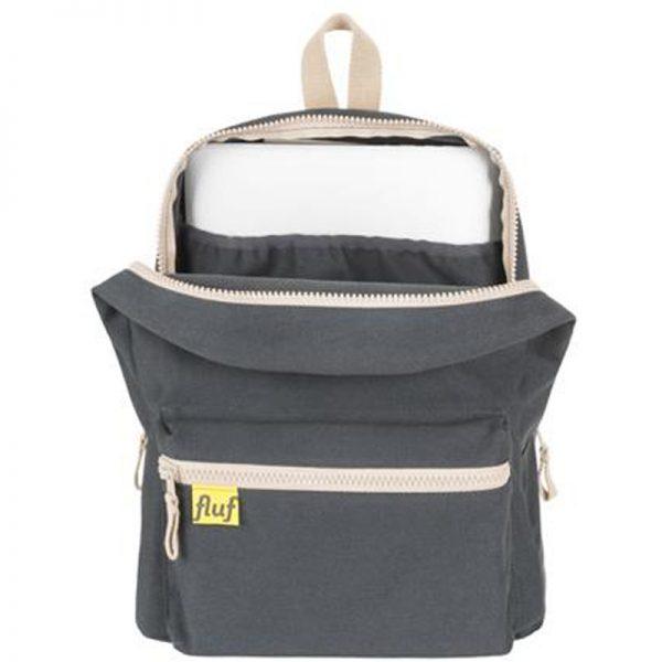 EarthHero - Organic Cotton Laptop Sleeve Backpack  - 2