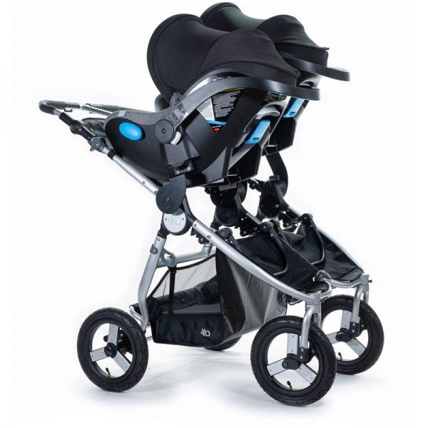 EarthHero - Indie Twin Double All Terrain Stroller - 4